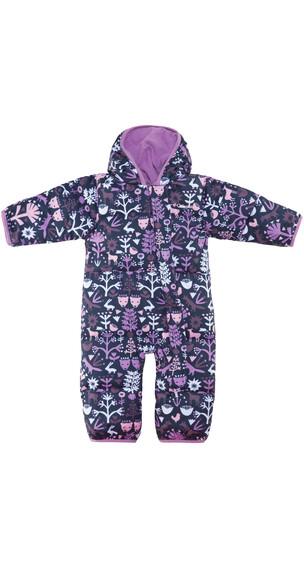 Columbia Snuggly Bunny jumpsuit Kinderen violet/wit